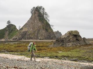 Seastack Hiker 1