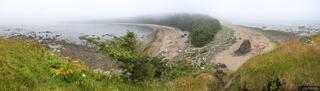 Sand Point Panorama