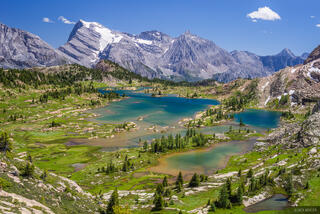 Lakes of Paradise