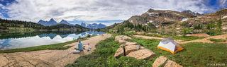 BC, panorama