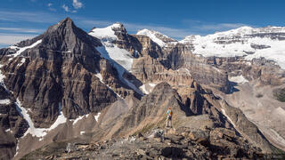 Alberta, Banff National Park, Canada, Canadian Rockies, Fairview Mountain, Haddo Peak, hiking