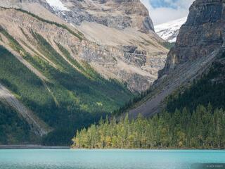 British Columbia, Canada, Kinney Lake, Mount Robson Provincial Park