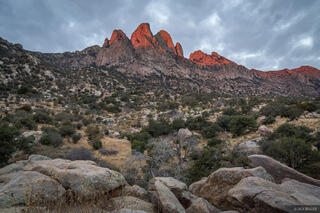 Organ Mountains Sunrise