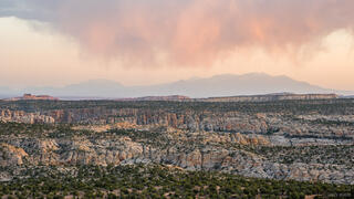 Eardley Canyon, San Rafael Swell, Utah, Henry Mountains