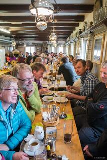 Austria, Falkenhütte, Karwendel, Alps, hut