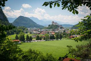 Austria, Festung Kufstein, Kaisergebirge, Kufstein, Kufstein Fortress, castle