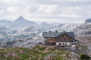 Austria, Berchtesgaden, Europe, Germany, Ingolstädterhütte, hut