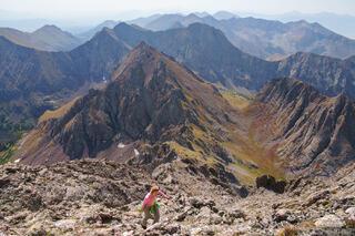 Broken Hand Peak, Colorado, Crestone Needle, Sangre de Cristos, 14er, hiking, Sangre de Cristo Wilderness