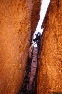Canyonlands National Park, Salt Creek, Utah, November, hiking