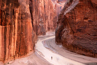 Arizona, Paria Canyon-Vermilion Cliffs Wilderness, Paria River, Vermilion Cliffs National Monument, hiking