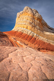 Arizona, Utah, Vermilion Cliffs National Monument, White Pocket
