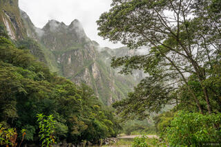 Cordillera Vilcabamba, Peru, Rio Urubamba, South America