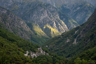 Codera, Italy, Rhaetian Alps, Val Codera, Alps