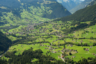 Bernese Alps, Grindelwald, Switzerland