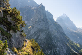 Bernese Alps, Eiger, Switzerland, hiking, Bernese Oberland