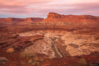 Dirty Devil River, Robbers Roost Country, Utah
