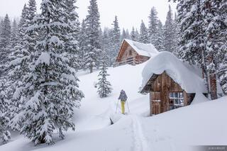 Mount Hayden Backcountry Lodge