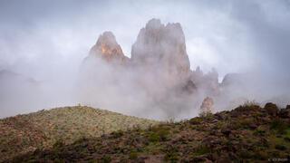 Black Mountains Mist