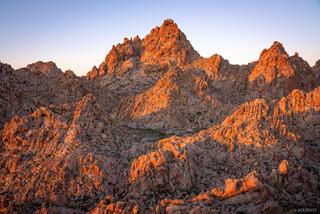 Bouder Basin Sunrise