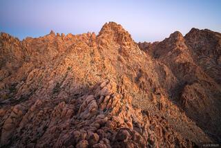 Boulder Peak Dawn