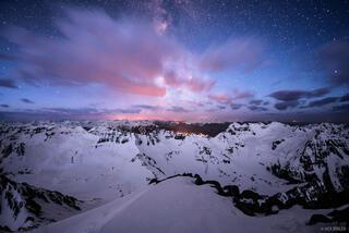 Sneffels Dawn Starlight
