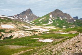 Wetterhorn Tundra