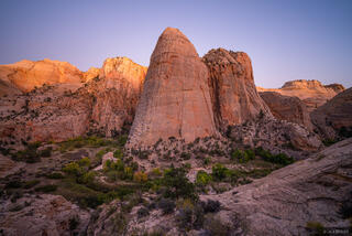 Death Hollow, Grand Staircase - Escalante National Monument, Utah, Escalante