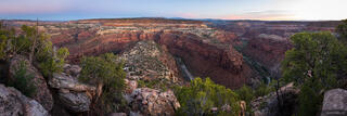 Colorado, Dolores River, panorama, Dolores River Canyon Wilderness Study Area