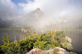 Macey Lake Fog