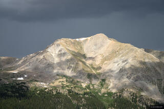 Collegiate Peaks Wilderness, Colorado, Mount Belford, Sawatch Range, 14er