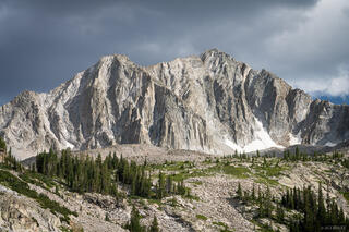 Colorado, Elk Mountains, Maroon Bells Snowmass Wilderness