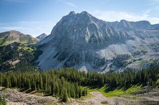 Capitol Peak, Colorado, Elk Mountains, Maroon Bells Snowmass Wilderness
