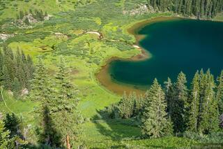 Colorado, Elk Mountains, Geneva Lake, Maroon Bells Snowmass Wilderness