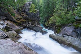 Washington, White River Falls, waterfall, Cascades