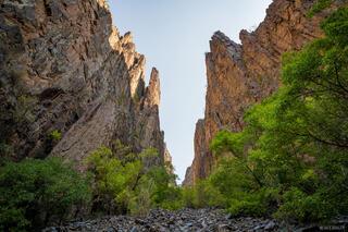 Black Canyon of the Gunnison, Slide Draw, Colorado