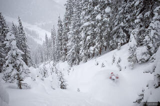 Colorado, Jason Mullins, San Juan Mountains, snowboarding