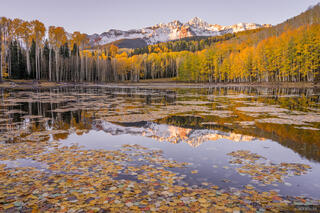 Wilson Peak Autumn Morning