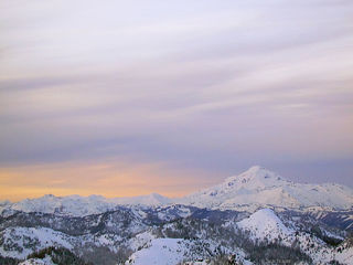 Glacier Peak, Stevens Pass, Washington, Cascades
