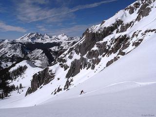 snowboarding, San Juan Mountains, Colorado