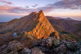 Broken Hand Peak, Colorado, Crestone Needle, Sangre de Cristos