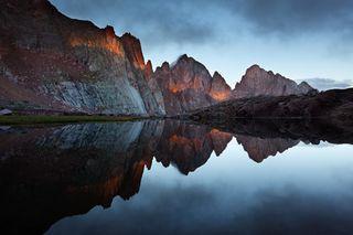 Colorado, Needle Mountains, San Juan Mountains, Weminuche Wilderness