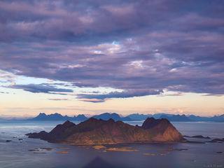 Svolvær, Litlmolla, Lofoten, Norway, island