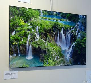 Plitvicka Waterfalls, print