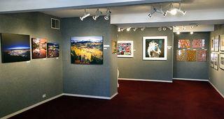 Prints on Display in Cherry Creek, Denver