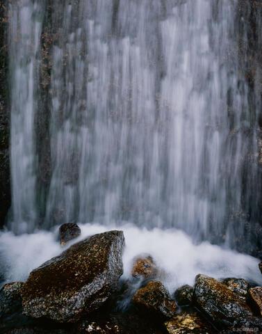 Cirque Waterfall