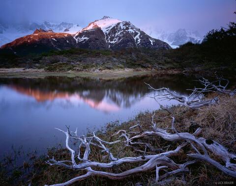Cerro Madsen Sunrise
