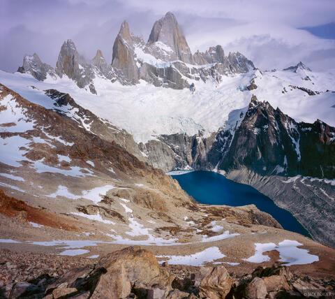 Chaltén, Patagonia, Argentina, Fitz Roy, Cerro Poincenot, Laguna Sucia, Parque Nacional Los Glaciares