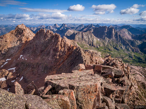 Windom Peak Vista