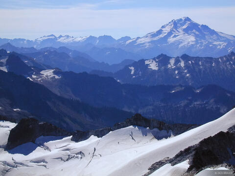 Glacier Peak Blues