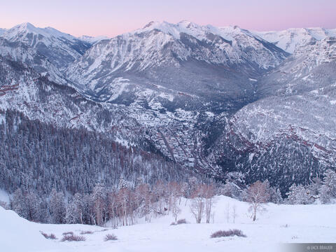 Mountains of Ouray